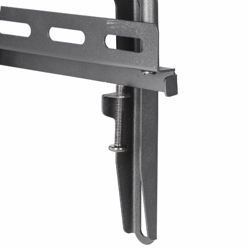 "Cheetah Mounts APDAM3B Dual Articulating Arm TV Wall Mount Bracket for 20-65"" TVs up to VESA 400 and 115lbs, Mounts to Two 16″ studs and includes a Twisted Veins 10' HDMI Cable and a 6"" 3-Axis Magnetic Bubble Level"