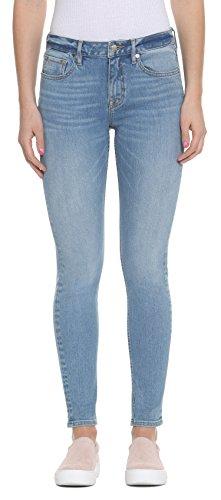 Vigoss Women's Jagger Classic Fit Skinny Jean, Light Wash...