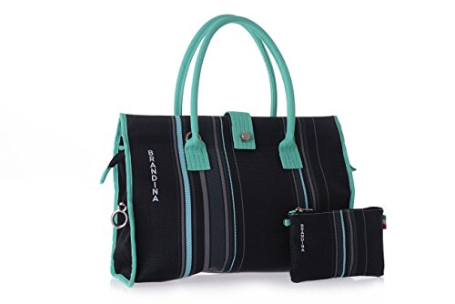 Brandina Original - Cloth Shoulder Bag For Women Isola Azzurra