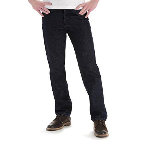 LEE 21002 Men's Regular Fit Straight Leg Jean - Big & Tall, Pepper Prewash - 50W x 29L (Jeans Heavyweight Lee Jeans)