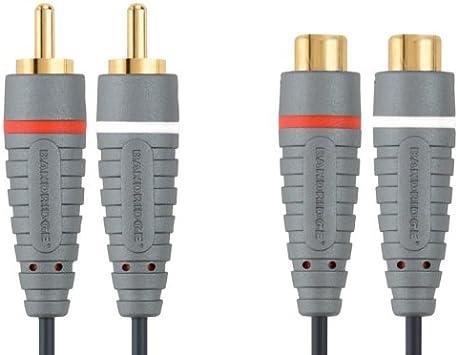 BANDRIDGE Cable Audio Stereo M-H 2
