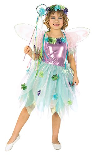 Let's Pretend Child's Garden Fairy Costume, -