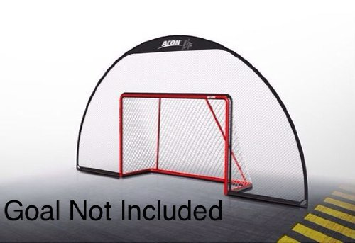 Acon Wave B160 Backstop Net | Heavy Duty Backstop Net For Hockey Training | Compatible with Any 63 x 45 inch Goals