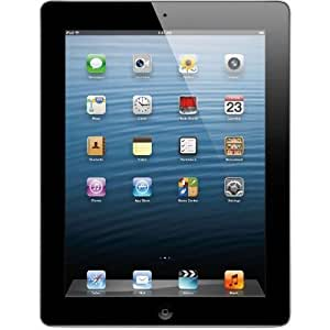 Apple iPad  MD910LL/A Tablet (16GB, WiFi, Black)
