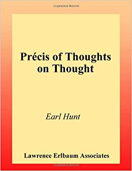Book Thoughts on Thought