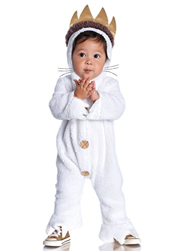 Costumes 2016 Boy Baby (Leg Avenue Baby's Where The Wild Things Are Max Costume, Cream, 12-18)