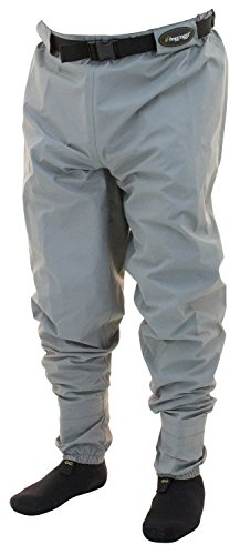 Frogg Toggs Hellbender Stockingfoot Guide Pant, Slate, Medium ()