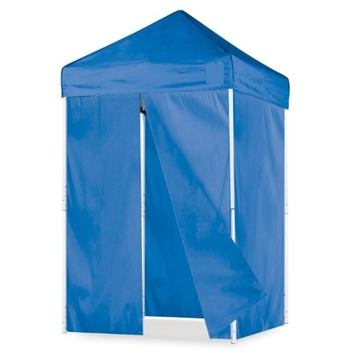 Eurmax Photo Booth 5×5 Ez Pop up Canopy Outdoors Sport Shelter Fair Party Tent with Enclosure Sidewall
