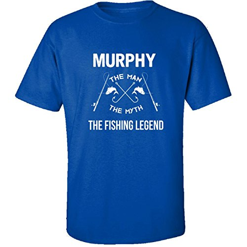murphy-the-man-myth-the-fishing-legend-fathers-day-adult-shirt-m-royal