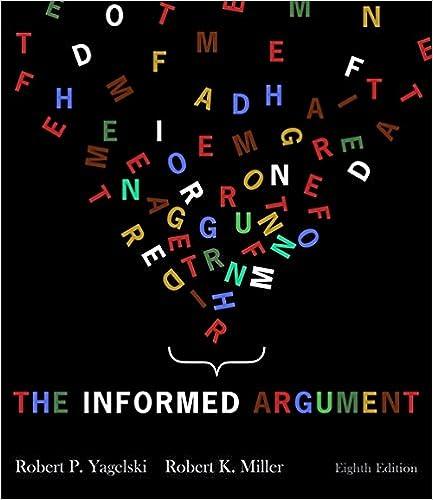 Understanding Arguments 8th Edition Pdf