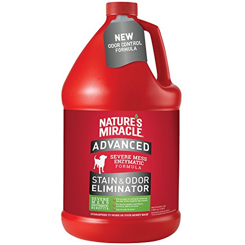 Nature's Miracle Advanced Stain and Odor Eliminator,  128oz