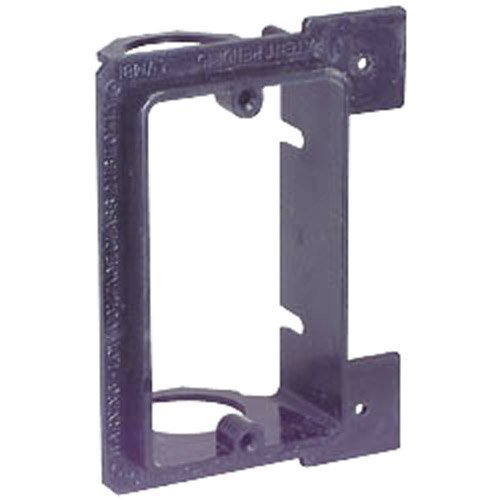 (Vanco LVMB1 Low Voltage Mounting Brackets for New Construction Single (Pack of 5))