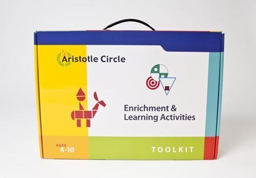 Aristotle Circle Stanford-Binet Test Prep/Enichment and Learning Kit (Aristotle Circle Workbooks, 1) by Aristotle Circle Test Preparation