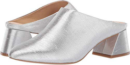 Katy Perry Women's The The Terrain Mule Silver 5.5 M M US