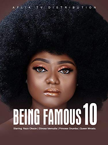 Being Famous 10 on Amazon Prime Video UK