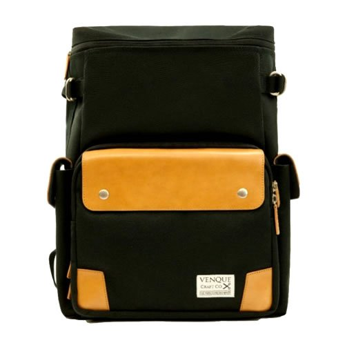 VENQUE (ヴェンク) バックパック リュックサック カメラバッグ DSLR CamPro Backpack - 2カラー展開 国内正規取扱店 1年間製品保証付き B01MY6V717 Gray
