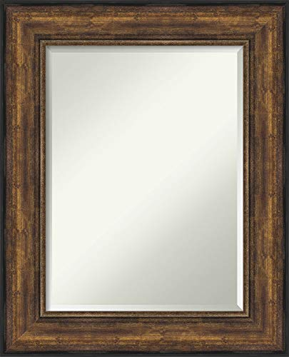 Amanti Art Framed Vanity Mirror | Bathroom Mirrors for Wall | Ballroom -