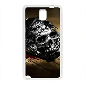 Blood burned skull Phone Case for Samsung Galaxy Note3