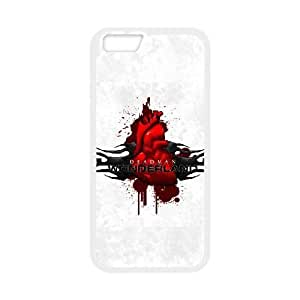 Personalized Durable Cases iPhone 6s Plus 5.5 Inch Cell Phone Case White Deadman Wonderland Grsaw Protection Cover