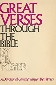 Great Verses Through the Bible: A Devotional…