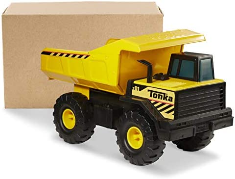 Tonka Toy Trucks >> Tonka Classic Steel Mighty Dump Truck Ffp