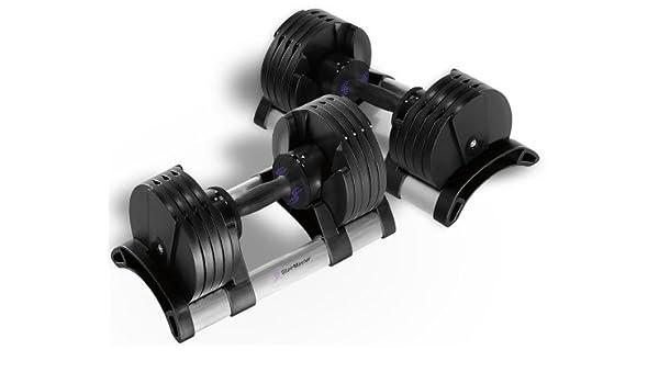 Ironcompany.com Stairmaster Twistlock Ajustable Mancuernas – par ...