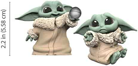 """Star Wars The Bounty Collection The Child Collectible Toys 2.2-Inch The Mandalorian """"Baby Yoda"""""""