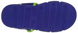 Polo Ralph Lauren Kids Tide Sport Sandal (Toddler),Royal/Green,8 M US Toddler