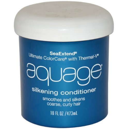Aquage Silkening Conditioner, 16 Fl Oz