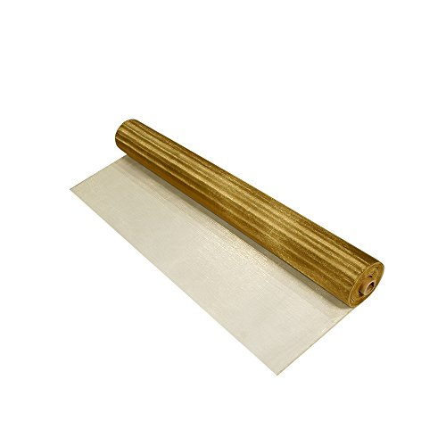 Phifer 3001824 Bronze Screen Brite Box, 24'' x 50' by PHIFER