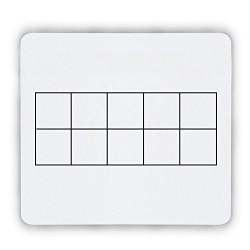 ETA hand2mind 86002 Single Ten-Frame cards (Pack of 35) - Buy Online ...