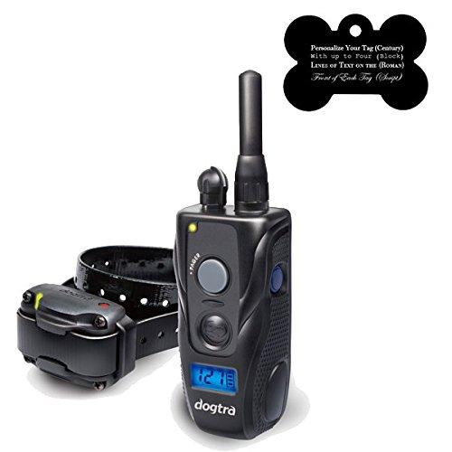 DOGTRA 280C - 1-Dog (10 lbs and Up) Remote Dog Behavior T...