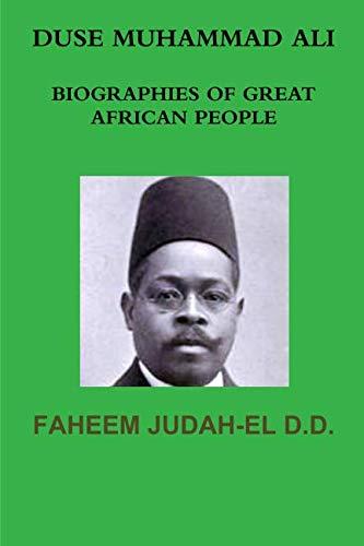 Read Online DUSE MUHAMMAD ALI PDF