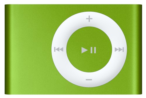 Apple iPod shuffle 1 GB Bright Green