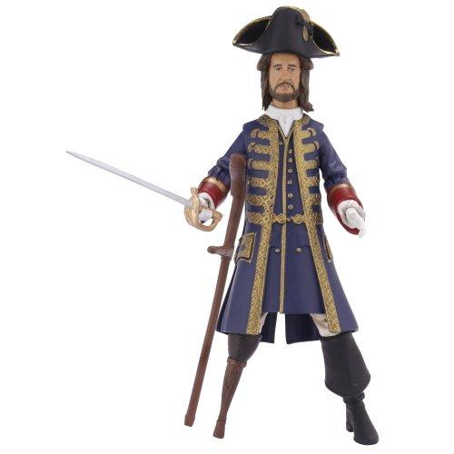 Pirates of the Caribbean Basic Figure Wave #1 Barbosa Secret (Caribbean Club)