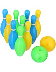 Carol Sports Bowling Set for Kids, Multi Color