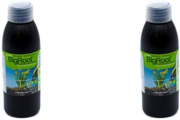 2 Iridium®. Bio-FUNGICIDA Ecológico Protector – Inductor Defensas-Fertilizante Especial. Potenciador tratamientos fungicidas, Efecto secante. Plantas Exterior/Interior, Flores/Frutos (1.000 m2)