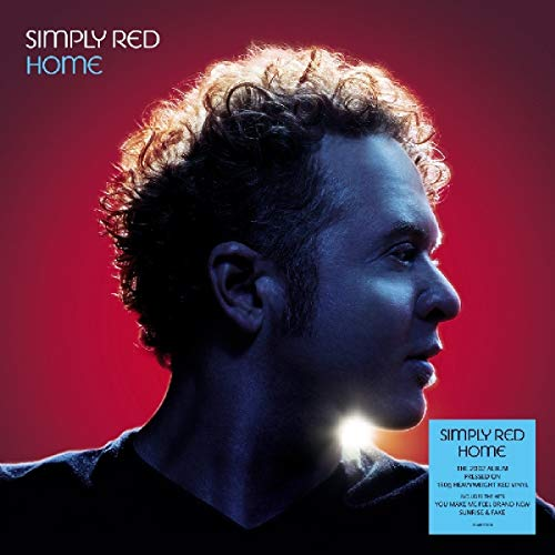 Album Art for Home by Simply Red