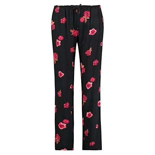 Hunkemöller Damen Pyjamahose, Woven 117188