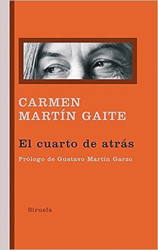 El cuarto de atrás Libros del Tiempo, Band 276: Amazon.de: Carmen ...
