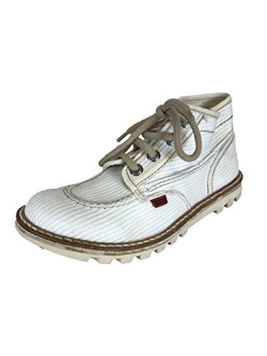 Mid w Kickers Rally Eu36 Shoes Canvas Women qaqIxZ56w