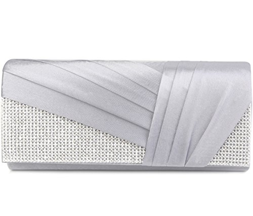 jubileens-womens-elegant-pleated-satin-crystal-fashion-clutch-evening-bag-purse-silver