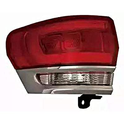 Depo 333-1965R-AS Tail Light (JEEP GRAND CHEROKEE 14 OUTER LAREDO.LIMITED.OVEAND.SUMMIT MODEL PASSENGER SIDE): Automotive