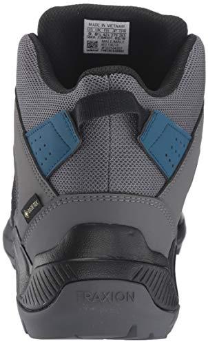 adidas Outdoor Men's Terrex EASTRAIL MID GTX Hiking Boot, Four/Black/Grey Three, 6 D US 3