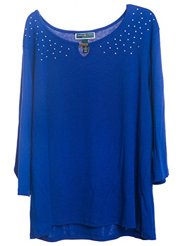 Karen scott karen scott woman embeliished t shirts 3x for 3x shirts on sale