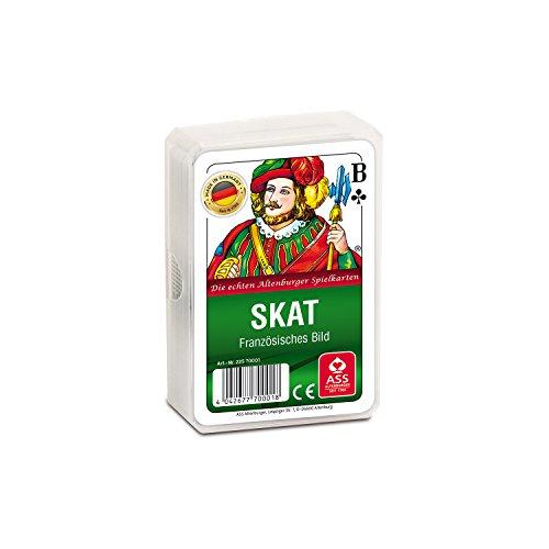 ASS Skat Clubqualitt Franz. Blatt 32 Karten
