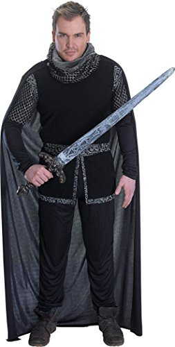 [Men Adults Fancy Halloween Dress Party Sheriff Of Nottingham Complete Outfit] (Sheriff Of Nottingham Costume)