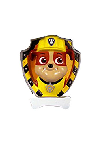 Paw Patrol Rubble Christmas Ornament