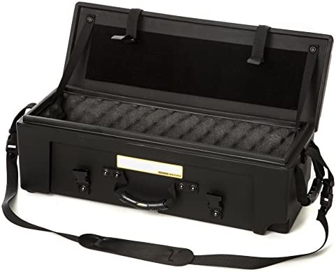 1c5dd3922417 Amazon.com  HARDCASE BAGPIPE CASE w SHOULDER STRAP HNBP  Musical Instruments