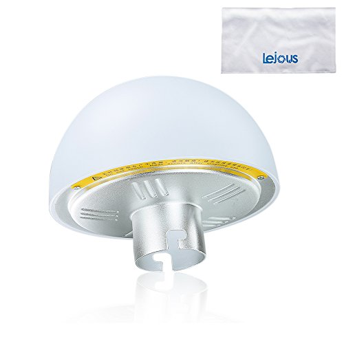 Godox AD-S17 Wide Angle Soft Focus Shade Diffuser 180 Degrees for Godox AD200 AD180 AD360 Speedlite Flash by Godox